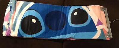 Disney Store Stitch and Angel Beach Towel Bath Pool Swim New with tag