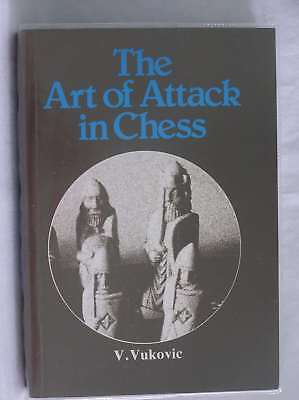 Art of Attack in Chess (Cadogan Chess & Bridge Books), Vukovic, Vladimir, Excell