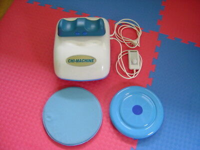 Chi-Machine Dolphin DF-880 Chimaschine Foot Massager Wellnessgerät