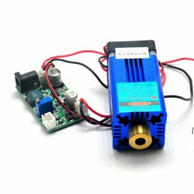 200mW-Adjustable-660nm-Red-Laser-Line-module-w-TTL-12V-Long-Time-Working