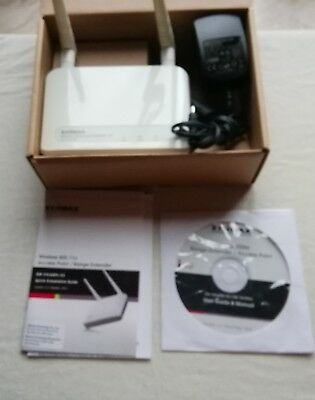 Edimax EW-7416APN Universal WLAN Repeater wireless Access Point Bridge V2