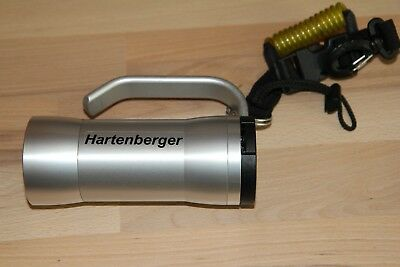 hartenberger Tauchlampe mini compact LCD LG off-shore 1/6