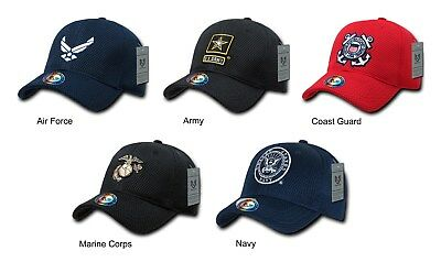 f00fb358 US Military Air Force Army Coast Guard Marine Corps Navy Cap Hat