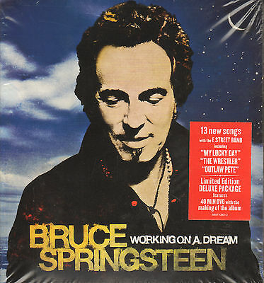 Bruce Springsteen - Working On A Dream (Limited Deluxe Cd/dvd Digipack)