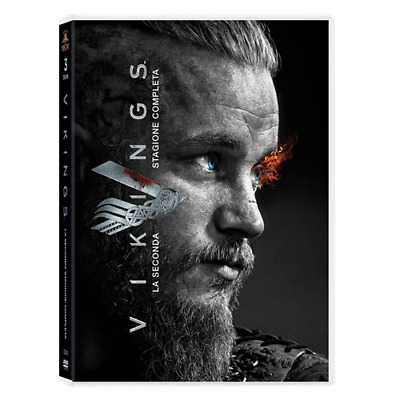 Vikings - Stagione 02 (3 Dvd)  [Dvd Nuovo]