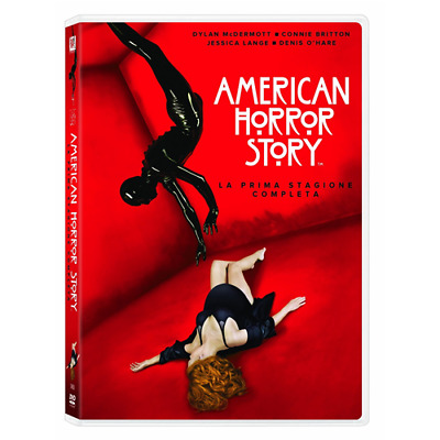 American Horror Story - Stagione 01 (4 Dvd)  [Dvd Nuovo]