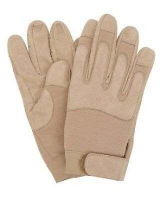 Army Military Outdoor Handschuhe US Gloves coyote tan L / Large