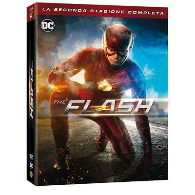 Flash (The) - Stagione 02 (6 Dvd)  [Dvd Nuovo]
