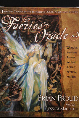 The Faeries Oracle,Brian Froud,book and cards