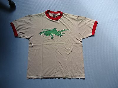 SMA Skateboards Tim Brauch Oldschool Ringer T-Shirt beige XL santa cruz powell