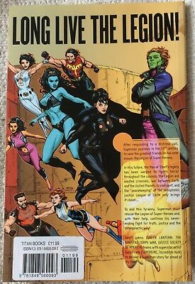 Superman and the Legion of Superheroes by Geoff Johns, Gary Frank (Paperback, 20