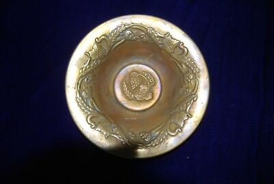 Rare Original Antique brass Collection Dish Date from C1870