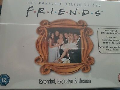 Friends - Series 1-10 - Complete (DVD, 2005, 30-Disc Set, Box Set)