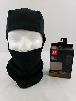 Under Armour Men's UA ColdGear Infrared Hood 2.0 Balaclava Facemask 1283116 $30