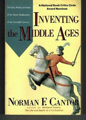 Inventing the Middle Ages by Norman F. Cantor (Paperback)