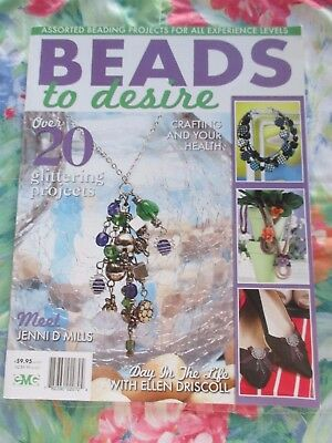 Beads To Desire Magazine ~ Over 20 Glittering Projects