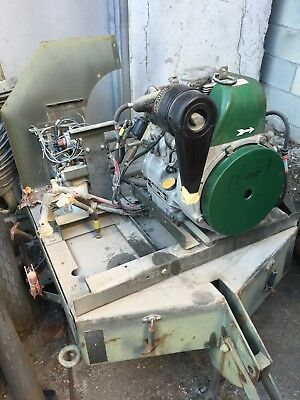 LISTER PETTER 6.5 HP DIESEL small engine 4 UNITS