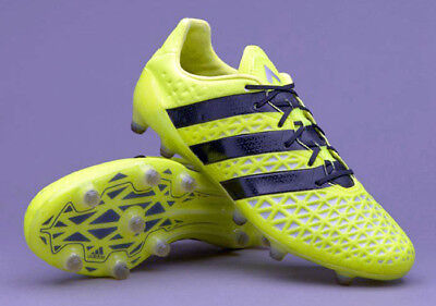 newest f3416 b35c9 adidas Ace 16.1 FG SPEED OF LIGHT PACK neongelb Gr. 43 1 3 NEU