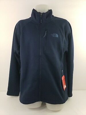 c4791c811 NWT THE NORTH FACE Men's Timber Full Zip Jacket TNF Urban Navy L XL $99