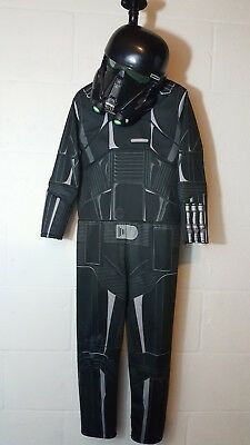 star wars outfit size small trooper with mask