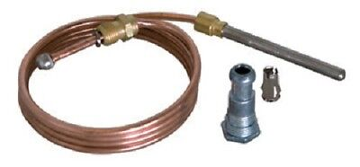 """Ez-Flo The Eastman, 30"""" Gas Thermocouple, Stainless Steel"""