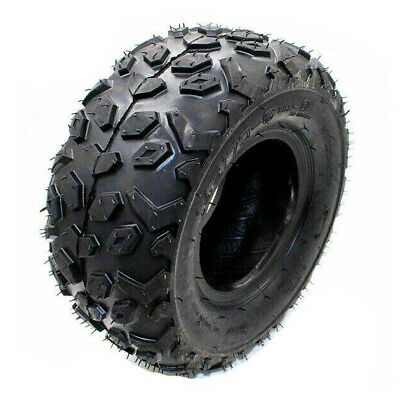 "1x 145/70-6"" inch Tire/Tyre 70/110cc ATV Quad Bike Buggy Go Kart  Trailer Mower"