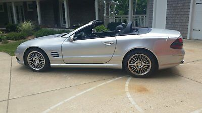 2004 Mercedes-Benz SL-Class AMG SL-55 2004 Mercedes Benz SL-55 AMG With Only 67K Miles!