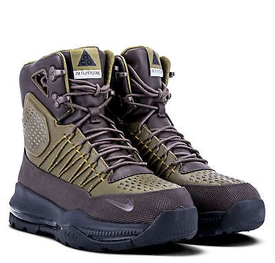 67628a5a61ae NIKE ZOOM SUPERDOME ACG BAROQUE BROWN OLIVE BOOTS 654886-230 Mens ...