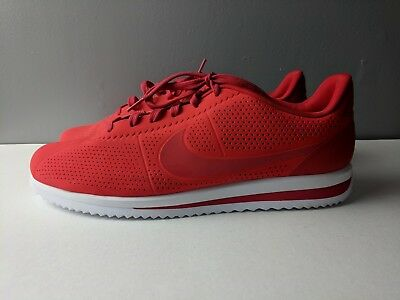 best loved 55c59 7ae13 BRAND NEW NIKE Men's Cortez Ultra Moire Running Shoes Red White Size 13  Sneakers
