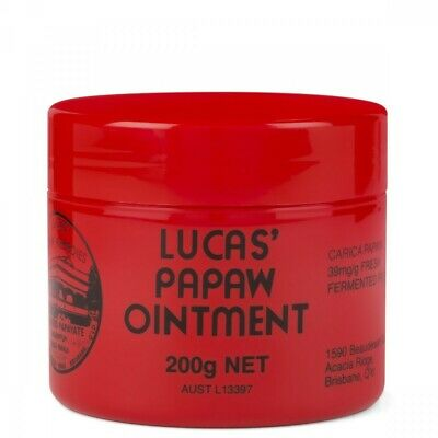 New Lucas Papaw Ointment 200g