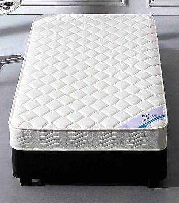 6 Inch Memory Foam Mattress Queen Size Pocket Bed Comfort Firm