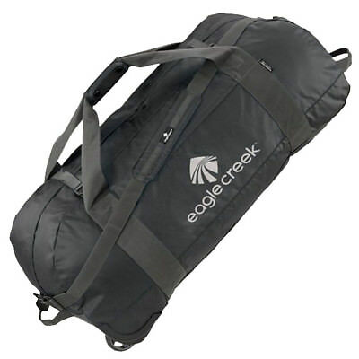 Eagle Creek - No Matter What™ Extra Large Rolling Duffle - Black