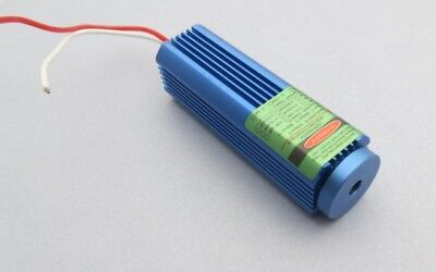 50mW word line green light module / laser module / laser head / laser light 3-5V