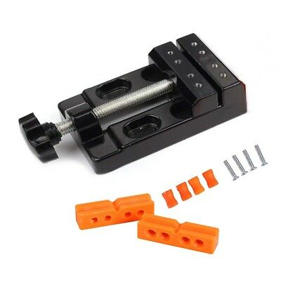 Mini Flat Clamp Table Jaw Bench Clamp Drill Press Vice Opening Table Vise