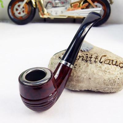 Chimney Smoking Pipe Multi Function Durable Pipe Smooth Herb Tobacco Bowl Gift