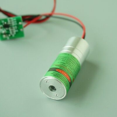 100mW green laser module stage laser light module can work continuously