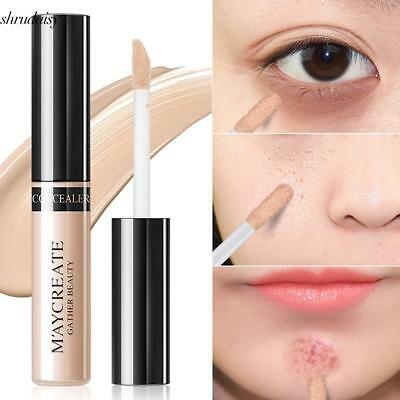 New Fashion Women Cosmetic Professional Face Liquid Makeup Concealer S5DY