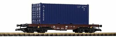Piko 37728 | G-Flachwg.mit Container Intrans CD VI Spur 2m