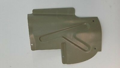 Volvo Amazon mudflap bracket rear; left Volvo 663546 P220 Combi New Old Stock