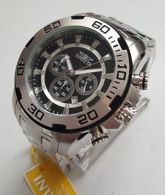 4b7164adb Invicta 22318 Pro Diver Men's 50mm Chronograph Stainless Steel Watch ...