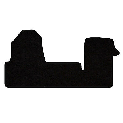 Tailored Velour Floor Mats For Vauxhall Movano 2010>