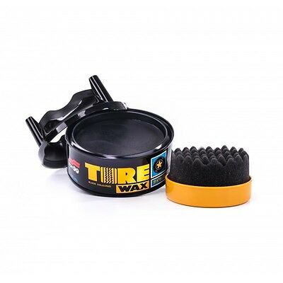 Soft99 Tire Black Wax Natural Glossy Black Colour, 170 g.
