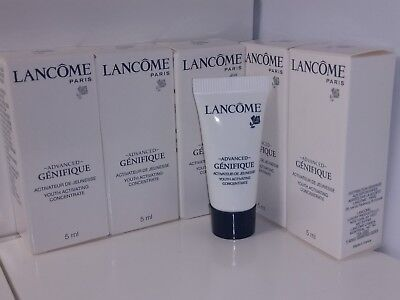 Lancome Advanced Genifique Youth Activating Concentrate 5x5ml ( 25 ml ).