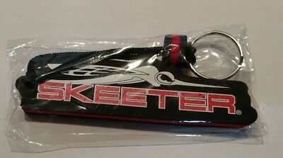 Skeeter Boats Foam key fob with ring,