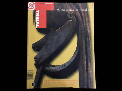 Tribal Art Magazine Summer 2005 Xingu Shamanism  Costa Rican Gold  Crooked Knife