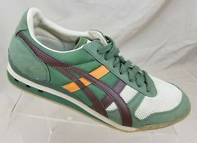 size 40 a6213 2afd9 ASICS ONITSUKA TIGER Ultimate 81 Women's Running Sneaker Shoe Olive Size 9