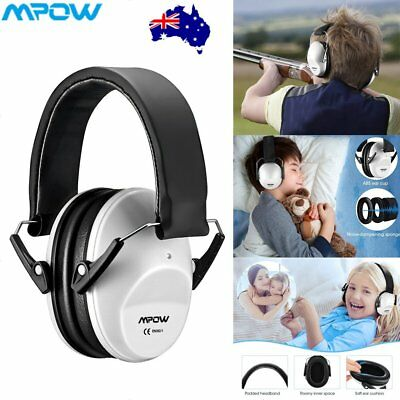MPOW 068 Kids Children Ear Protection Safety Ear Muffs NRR 25dB Noise Reduction