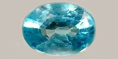 19thC Antique ¾ct Apatite Gem of Dinosaur + Vertebrate Bones Greek Goddess Apate