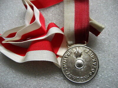 .Medal Poland Fire Dept.Competition,1964