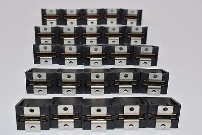 Lot of 25 NEW 45711-1000 Connectors, Bus Bar